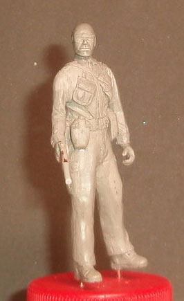 Скульптура: U.S. Navy SEAL, Вьетнам, 1968, фото #14