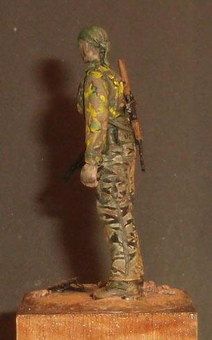 Скульптура: U.S. Navy SEAL, Вьетнам, 1968, фото #5