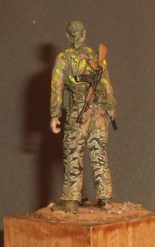 Скульптура: U.S. Navy SEAL, Вьетнам, 1968, фото #6