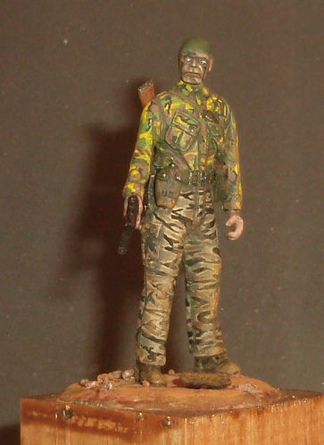 Скульптура: U.S. Navy SEAL, Вьетнам, 1968, фото #7