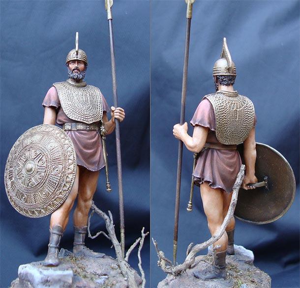Фигурки: Италийский воин