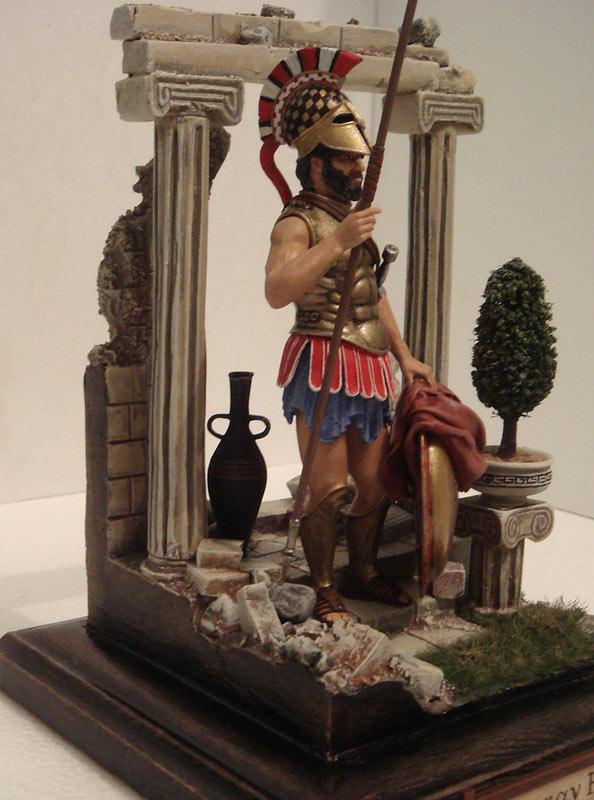 Диорамы и виньетки: Защитник Афин, фото #1