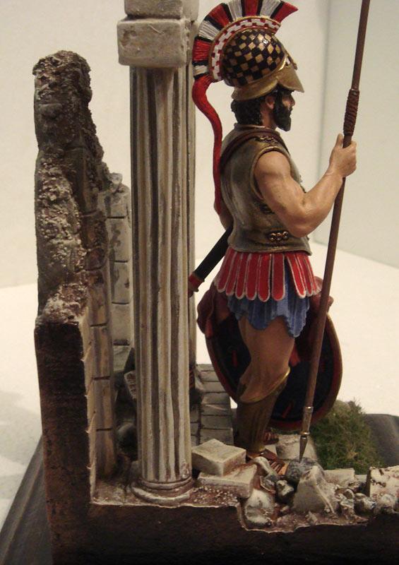 Диорамы и виньетки: Защитник Афин, фото #7