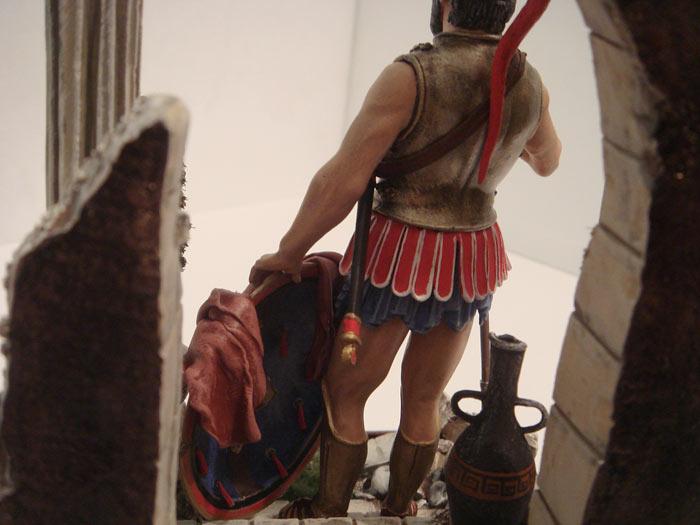 Диорамы и виньетки: Защитник Афин, фото #8