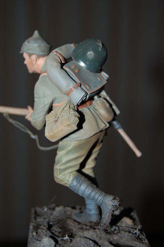 Фигурки: Солдат РККА, фото #3