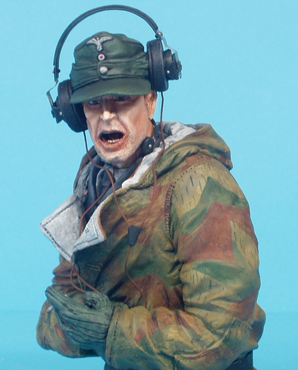 Фигурки: Немецкий танковый экипаж, фото #1