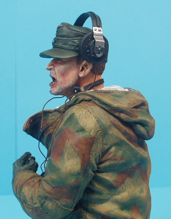 Фигурки: Немецкий танковый экипаж, фото #4