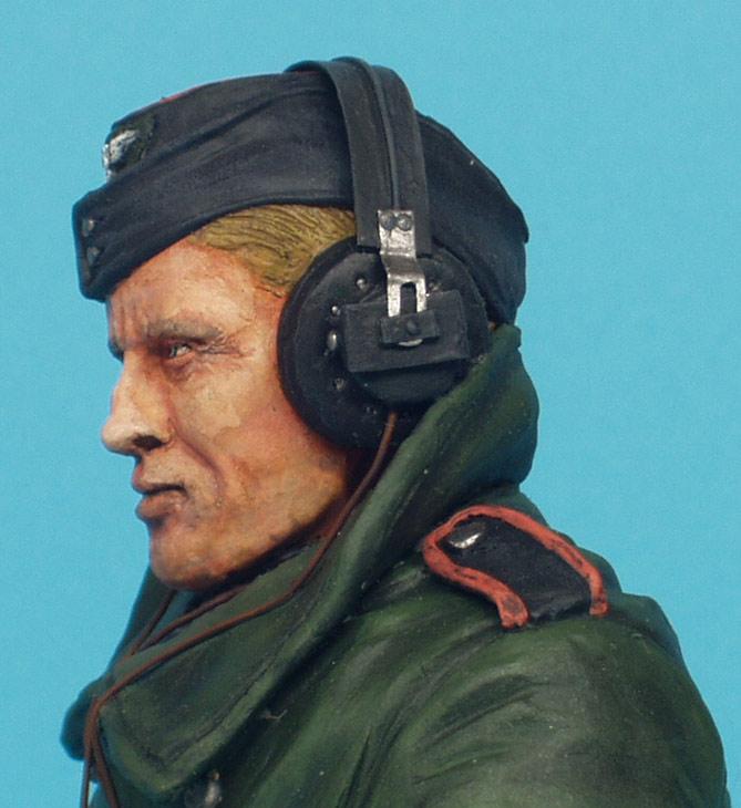 Фигурки: Немецкий танковый экипаж, фото #7