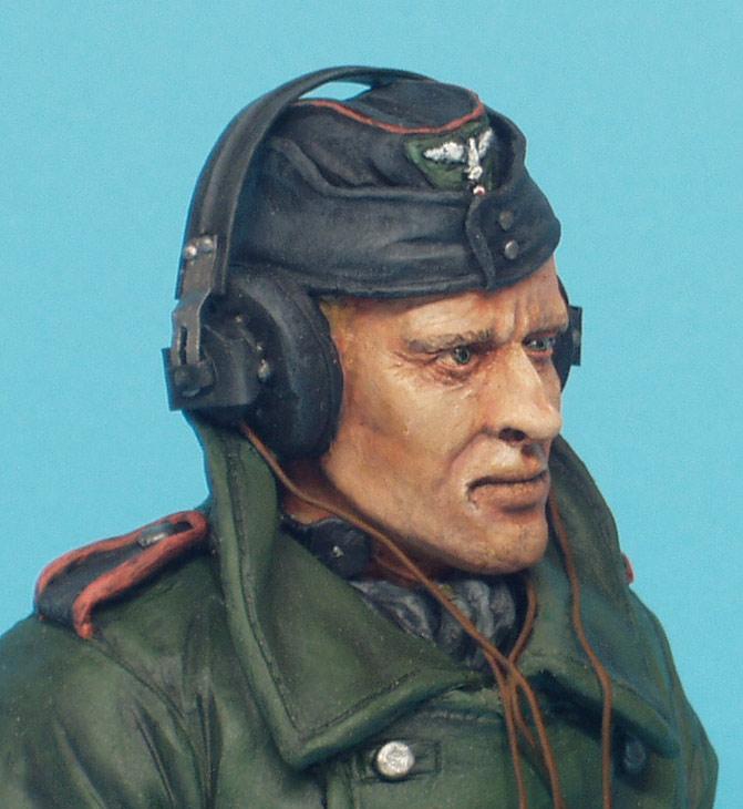 Фигурки: Немецкий танковый экипаж, фото #9