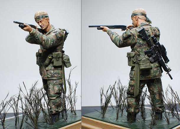 Фигурки: U.S. Navy SEAL