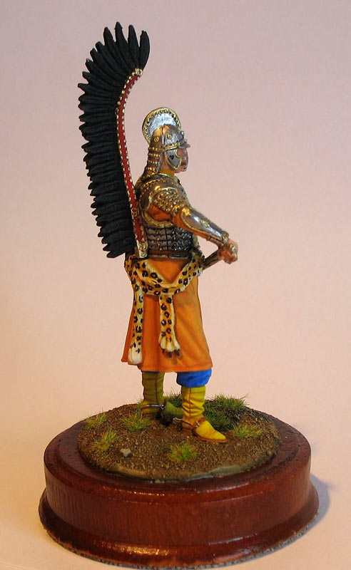 Фигурки: Польский крылатый гусар, фото #2