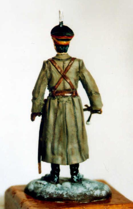 Фигурки: Русский артиллерист, 1918, фото #2