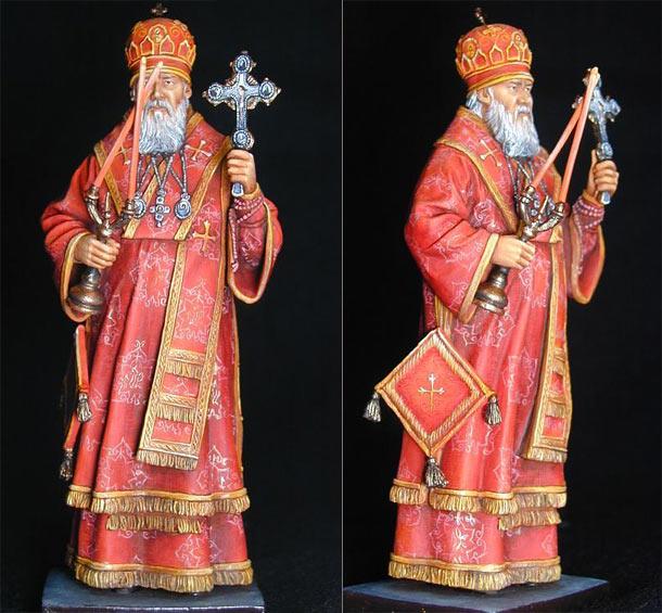 Фигурки: Патриарх Алексий II