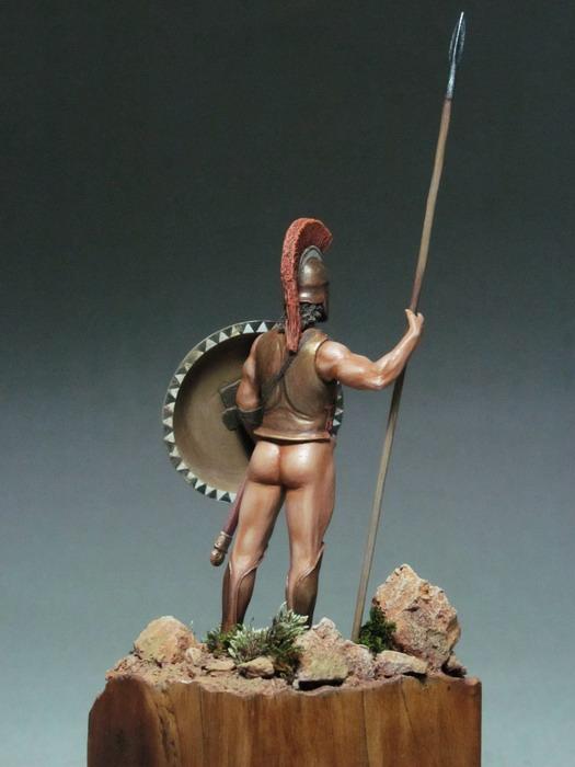 Фигурки: Спартанский герой, фото #6