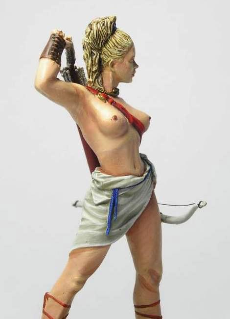 Фигурки: Античные фигурки, фото #5