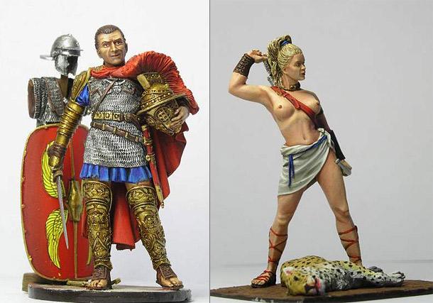 Фигурки: Античные фигурки