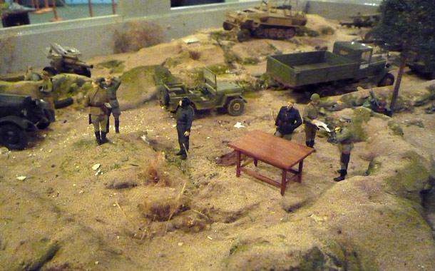 Диорамы и виньетки: На линии Вотана. Октябрь 1943 г.