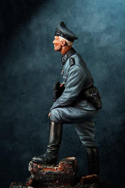 Фигурки: Офицер вермахта, Германия, 1940-41гг., фото #2
