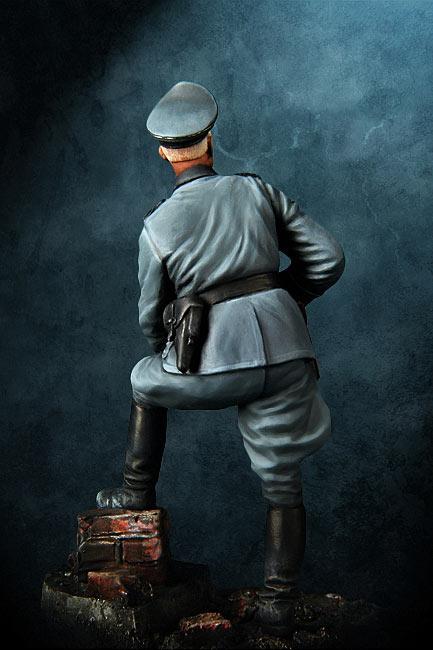Фигурки: Офицер вермахта, Германия, 1940-41гг., фото #3