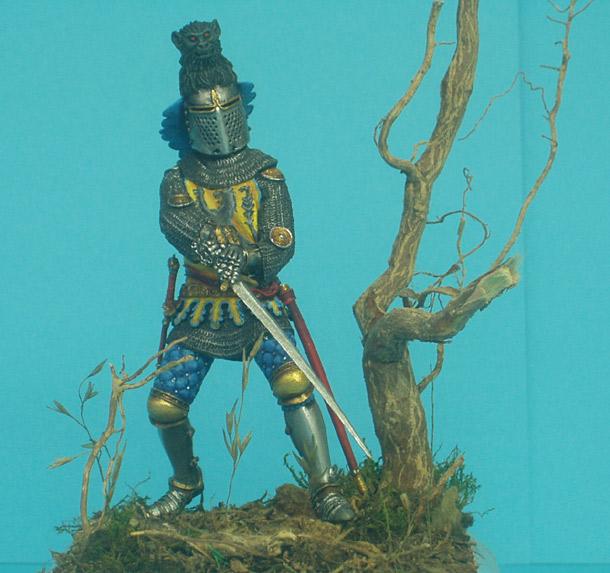 Фигурки: Турнирный рыцарь