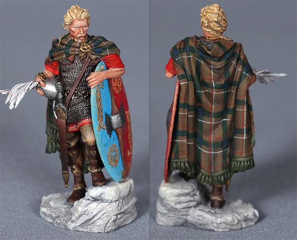 Фигурки: Знатный кельтский воин