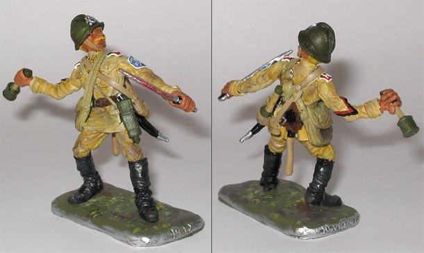 Учебка: Старший унтер-офицер 1-го ударного полка, 1917 г.
