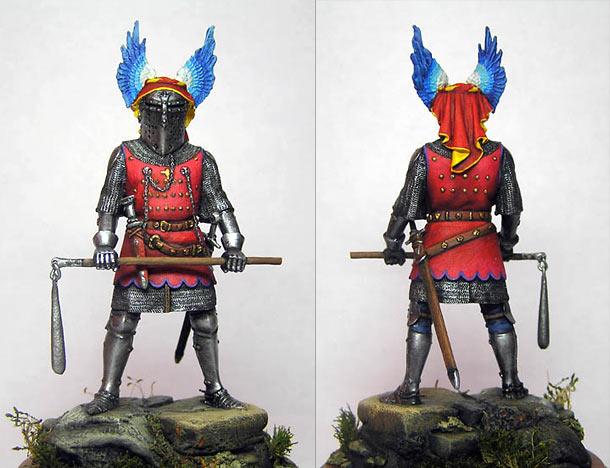 рыцарь средневековый картинки