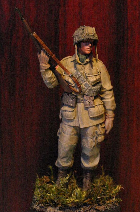Фигурки: Десантник 82-й дивизии