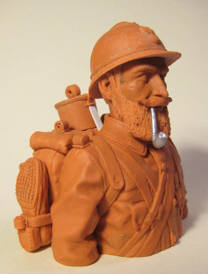 Скульптура: Пуалю, фото #8