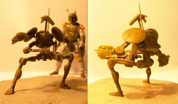 Разное: Battle Droid