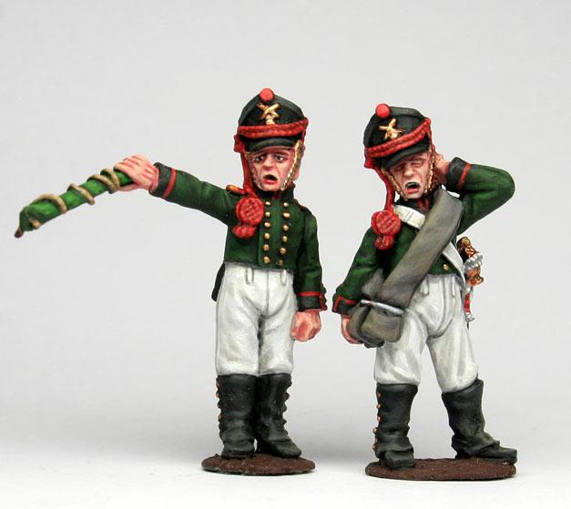 Фигурки: Русская  артиллерия, 1812 г., фото #9