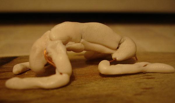 Скульптура: Зимний сон, фото #9