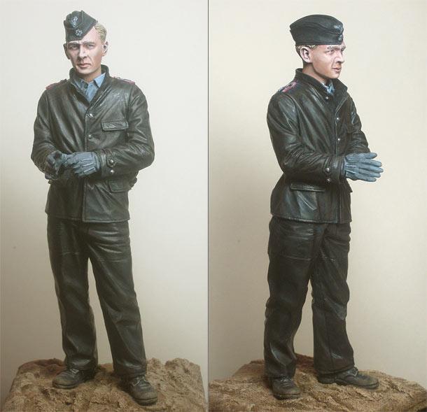 Фигурки: Унтершарфюрер СС, танковая дивизия LAH