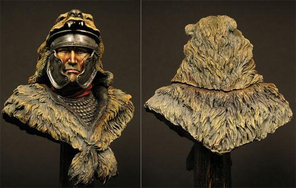 Фигурки: Римский воин