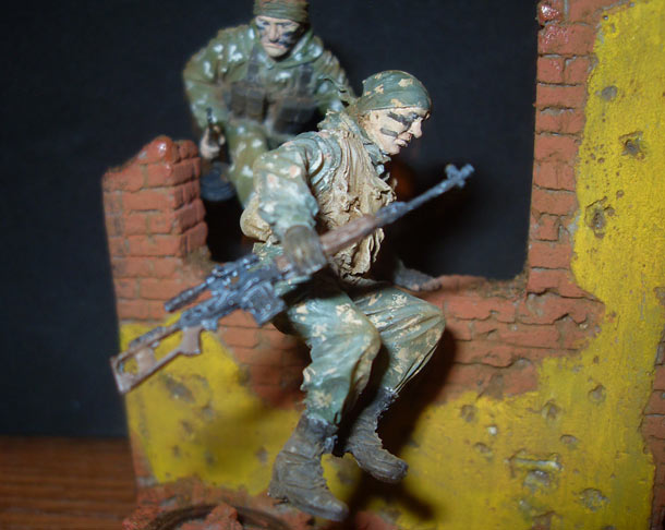 Учебка: Бойцы спецназа