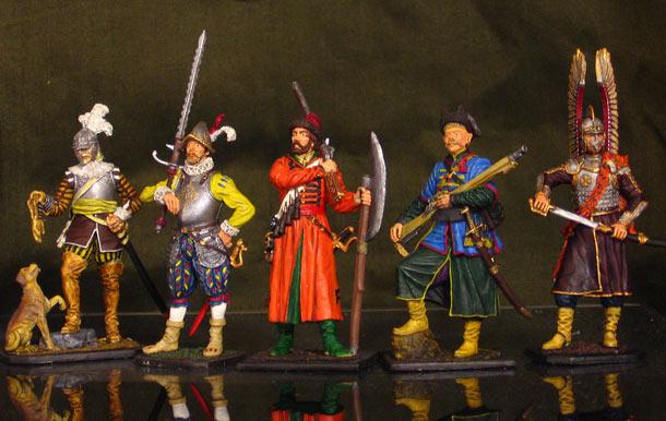 Фигурки: Армии Эпохи Возрождения
