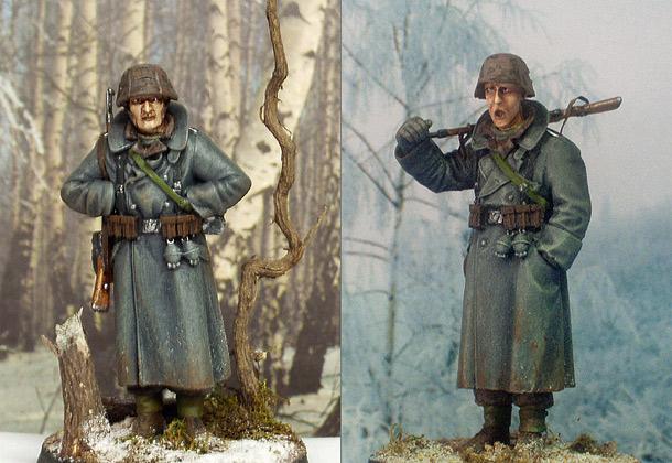 Учебка: Немецкие солдаты, Арденны, 1944