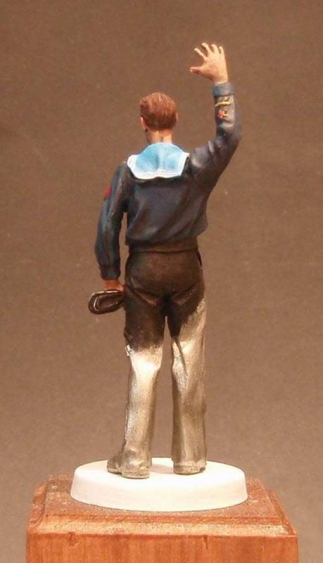 Скульптура: Шагнувший в бессмертье..., фото #13
