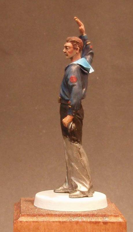 Скульптура: Шагнувший в бессмертье..., фото #15