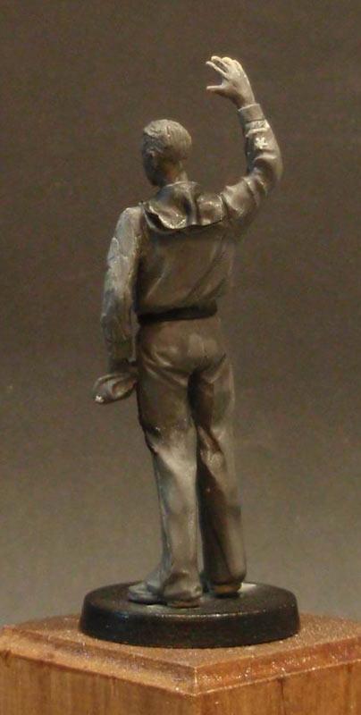 Скульптура: Шагнувший в бессмертье..., фото #5