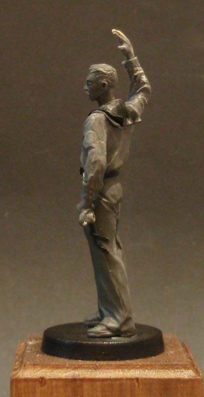 Скульптура: Шагнувший в бессмертье..., фото #6