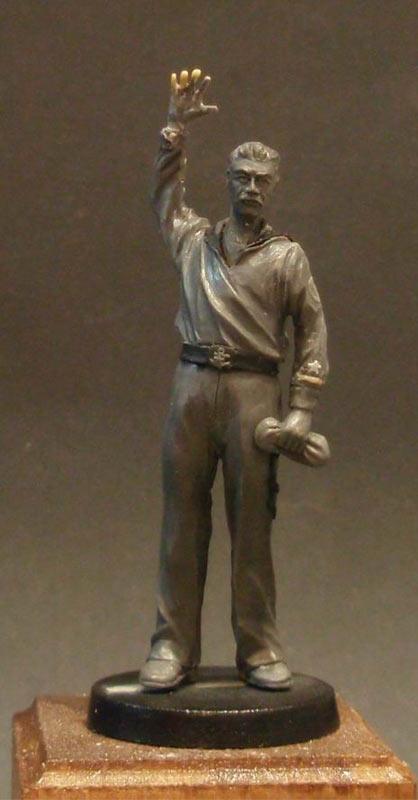 Скульптура: Шагнувший в бессмертье..., фото #8