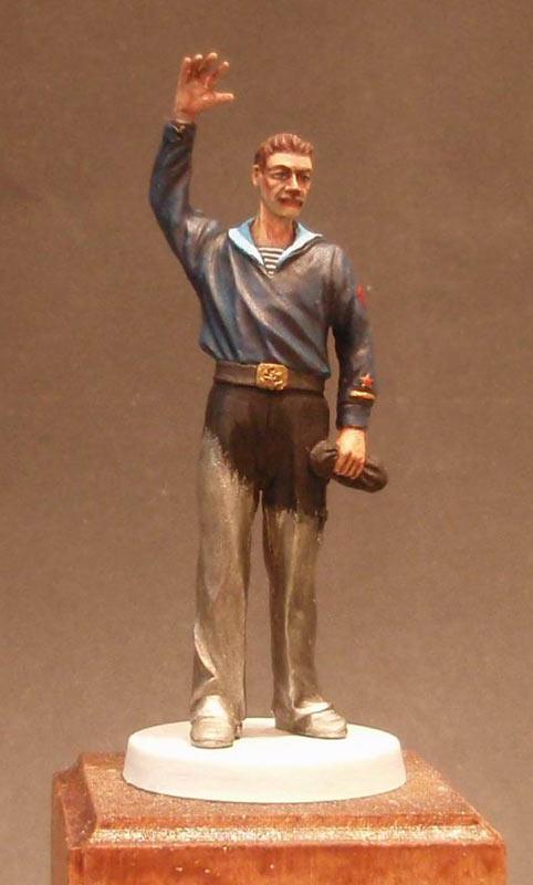 Скульптура: Шагнувший в бессмертье..., фото #9