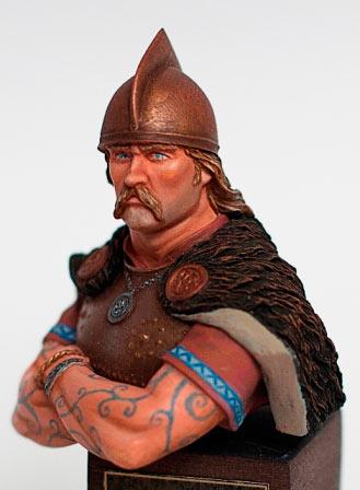 Фигурки: Кельтский вождь, фото #2