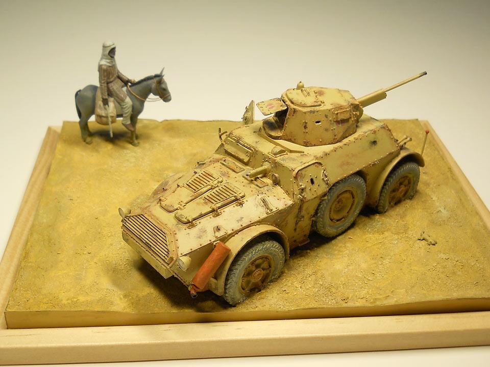 Диорамы и виньетки: Эхо пустынной войны, фото #2