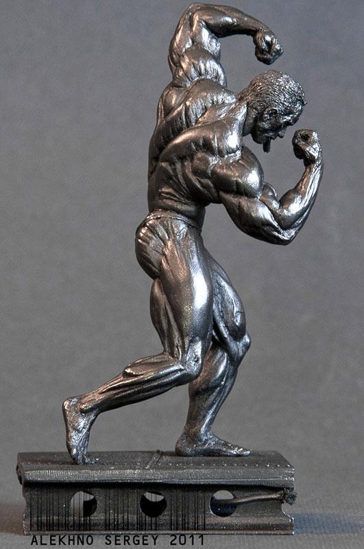 Скульптура: Arnold Classic, фото #2