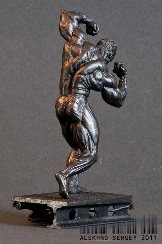Скульптура: Arnold Classic, фото #4