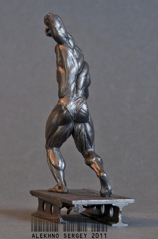 Скульптура: Arnold Classic, фото #6