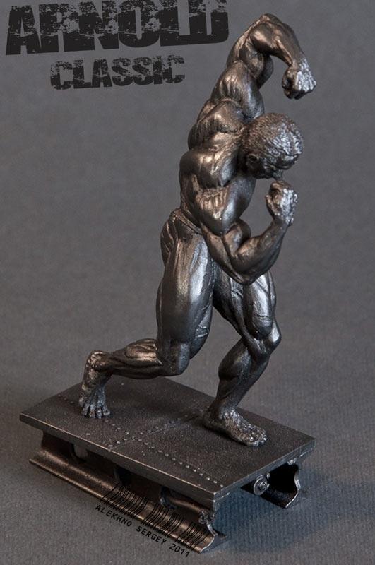 Скульптура: Arnold Classic, фото #7