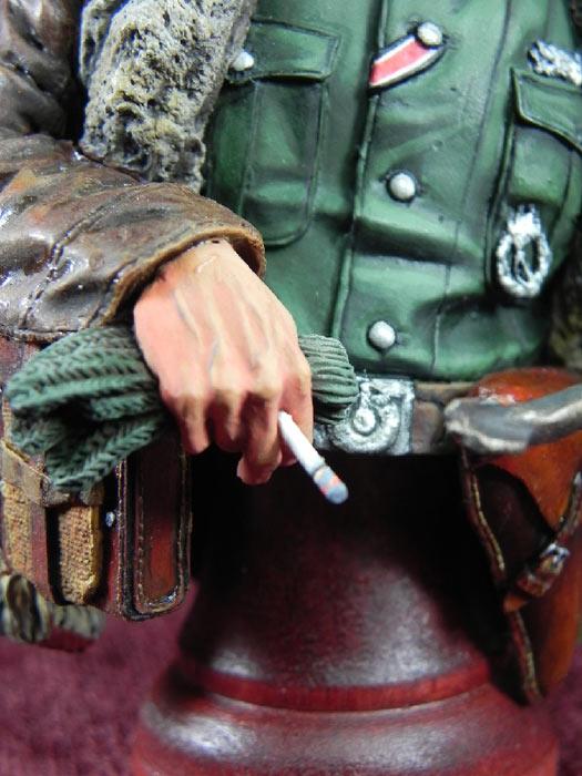 Фигурки: Немецкий пулеметчик, фото #4
